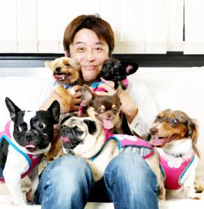 坂上忍犬ブログ